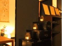 サンリラクゼーション 秦野店の雰囲気(最高の癒しの空間を提供するために細部までこだわったお店づくり)