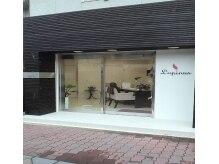 ネイルサロン ルピナス 関目店(NAIL SALON Lupinus)の雰囲気(立ち寄りやすい1階のお店です。)