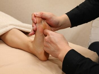 未來の写真/【巣鴨駅徒歩1分】本場で学び経験を積んだセラピストが施す足つぼマッサージが人気!足が軽くふわふわに…♪