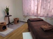 メディカルアロマ アコ(AKO)の雰囲気(オーナーの自宅内にあるサロンは人目を気にせずに落ち着ける。)