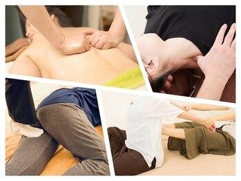 プレレフア(pulelehua)の写真/首肩,腰,下半身が辛い方,産前産後のお悩みにも◎身体の奥までしっかりほぐし血流改善!心ゆくまでRelax♪