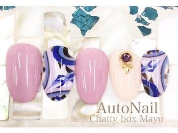 チャティーボックスマユ(Chatty box Mayu)/7月のこだわりデザイン