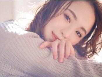 パリス アイラッシュ(PAAARIS)の写真/((Eyecare姉妹店*))どの角度から見ても、ぬかりない可愛さ。横顔もnatural curlで繊細に、美しく♪
