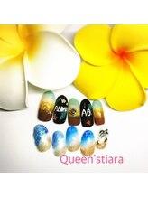 クイーンズティアラ(Queen's tiara)/ハワイアン
