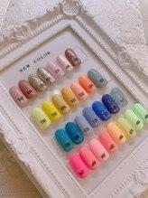 アイズモア 京王八王子店(Eye's More~eyelash&nail~)/new color