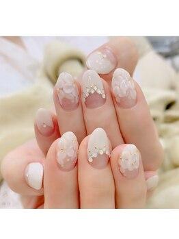 アイズモア 京王八王子店(Eye's More~eyelash&nail~)/wedding