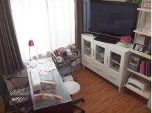 フラウネイル ビューティー(FRAU NAIL Beauty)の雰囲気(個室でゆっくりくつろげる空間♪)