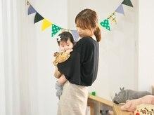 マム(mamu)の雰囲気(キッズ・赤ちゃん連れ大歓迎!ママがゆっくり過ごせるサロン♪)