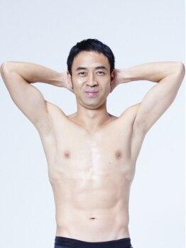 MEN'S TBC 静岡店の写真/カラダ脱毛1回体験プラン♪【MEN'S TBC】で清潔感のあるカラダに!