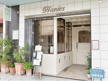 ハニーズ アイラッシュ(Hanies Eyelash)(大阪府枚方市)