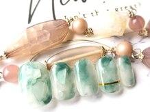 ネイルアンドアイラッシュ ブレス エスパル山形本店(BLESS)/おしゃれ☆ニュアンス