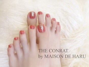 ザ コンラット(THE CONRAT by MAISONDE HARU)/apricot pink