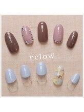 リロウ(relow)/3月キャンペーンアート☆1.2