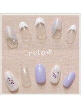 リロウ(relow)/3月キャンペーンアート☆3.4