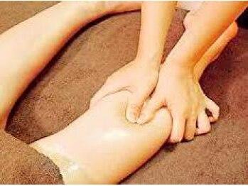ほぐしのハンズ 志木店(Hands)の写真/【女性限定メニュー】オイルを使って血行を促進し、むくみを解消◎日頃のお疲れがたまる前にいかがですか♪