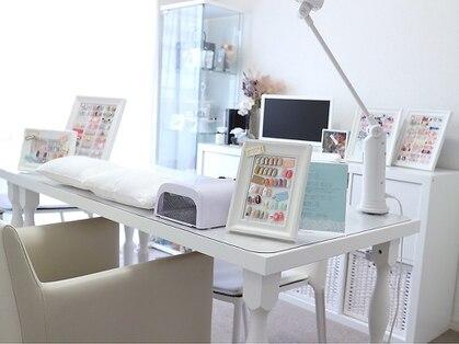 パラジェル取扱店 private nail salon Beatitude 【ビアティチュード】(心斎橋・天王寺・難波/ネイル)の写真
