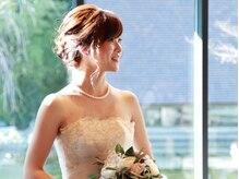 【挙式半年~3か月前が人気◎】 360°どこを見られてもドレスが映える、小顔×美姿勢×美ライン花嫁に♪
