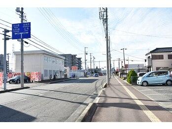 ルルファイブ(Lulu.05)/岩倉駅からのアクセス(2)