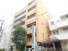 フットケアサロン ラビフット(Rabbi foot)の雰囲気(当店はこのオレンジのマンションの2階に所在しています。)