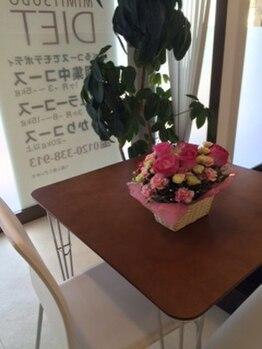 ビューティスリム ピュアスタイル 前橋店(Pure Style)/≪内観/ご記入スペース≫