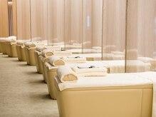 東京ドームスパラクーア スパラフィネの雰囲気(温浴と合わせて心身ともにリフレッシュ♪)