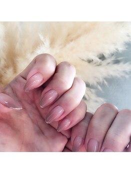 ネイルサロン ベイビーズ(Nail Salon Beybe's)/・*秋冬♪ヌードベージュ*・