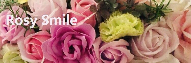 ロージースマイル(Rosy Smile)のサロンヘッダー