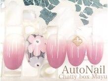 チャティーボックスマユ(Chatty box Mayu)/7月のシンプルデザイン