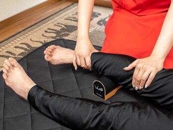 ヨサパーク ハーブmir(YOSAPARK)の写真/本気で変わりたい方に◎下半身に集中アプローチ♪脚のむくみを徹底ケア☆憧れのスラッと美脚に♪