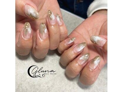 リューナネイル(gluna nail)の写真
