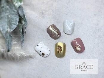 グレース ネイルズ(GRACE nails)/フットサンプル