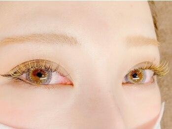 レリーアイラッシュ(lelie eyelash)の写真/豊富な経験を積んだアイデザイナーがこだわりぬいた【カラーエクステ付け放題¥5940】をご提供☆