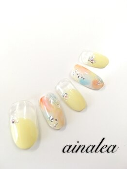 nail salon ainalea_デザイン_05