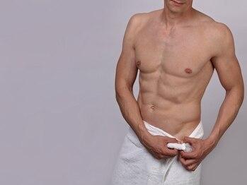 リピア(L'PUR)の写真/【シュガーリングアンダーヘアを清潔に♪】完全予約制のプライベートサロンで男の人もつるつるに!