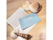 ル プティ(Le petit)の雰囲気(お得な特典がいっぱい♪point card&何回でも使える紹介割☆)