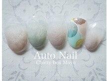 チャティーボックスマユ(Chatty box Mayu)/9月のシンプルデザイン