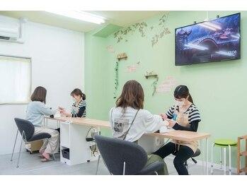 ネイルサロン プリッシュ 渋谷店(prish)(東京都渋谷区)