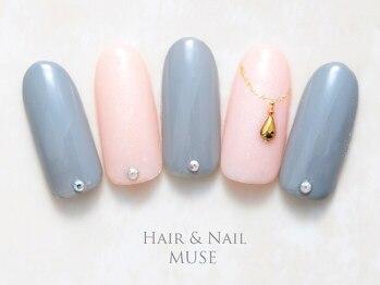 HAIR & NAIL MUSE ミューズ 新小岩店_デザイン_02