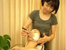 ビューティーサロン 匠(Beauty Salon)の雰囲気(スチームで汚れを浮かせて剃るからぷるぷる肌に!)