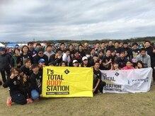 アイズトータルボディステーション 美野島店(I's TOTAL BODY STATION)/マラソン大会