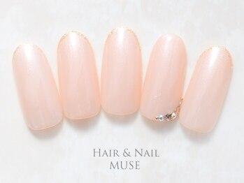 HAIR & NAIL MUSE ミューズ 新小岩店_デザイン_01