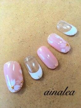 nail salon ainalea_デザイン_06