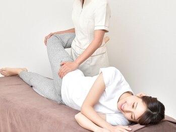 リフレーヌ 名古屋栄駅前店/【骨盤×リンパ】美容整体コース