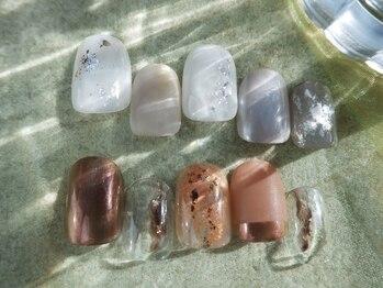 ミネアネイル 新宿店(minear nail)(東京都新宿区)