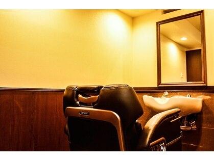 ヘアー&シェービング barbier GRAND GINZA 【バルビエ グラン ギンザ】 銀座店(銀座・東京丸の内/リラク)の写真