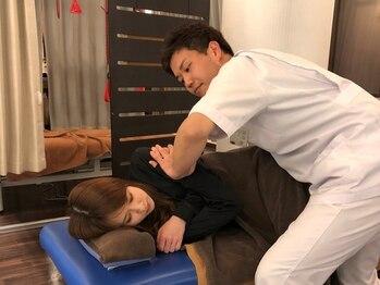 リフレーヌ 静岡マルイ店/7.極みの骨格・骨盤調整