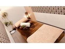 リラクゼーションスペース ウララ イオン鈎取(urara)の雰囲気(落ち着いた雰囲気の個室でリラックスした時間をお過ごし下さい。)