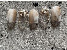 リロウ(relow)/12月キャンペーンネイル
