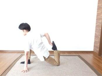 たくみカイロプラクティック/大腿四頭筋 ストレッチ