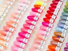 ブリリアントネイル 公津の杜店(Briliant Nail)の雰囲気(豊富なカラーからお客様にぴったりなお色をお選びいただけます。)